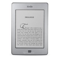 E-books Amazon Kindle 4 Touch
